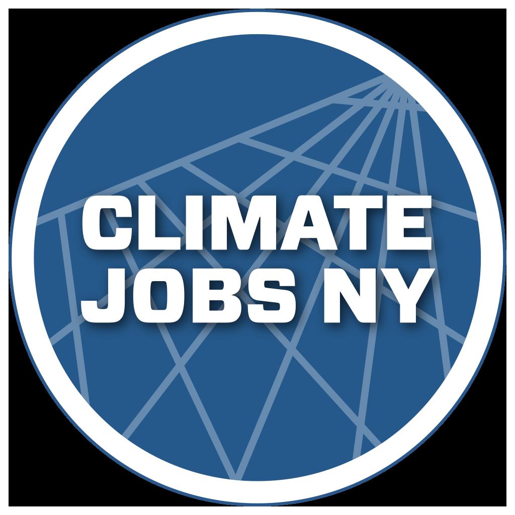 Climate Jobs NY Logo