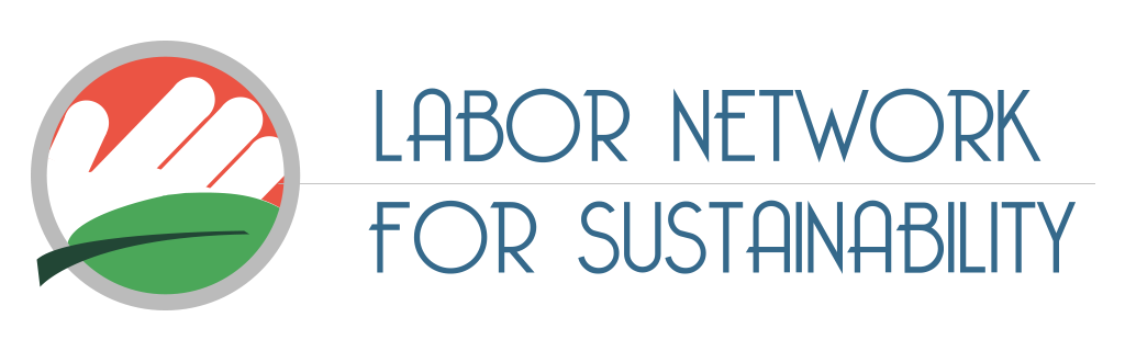 Labor Network For Sustainability Logo